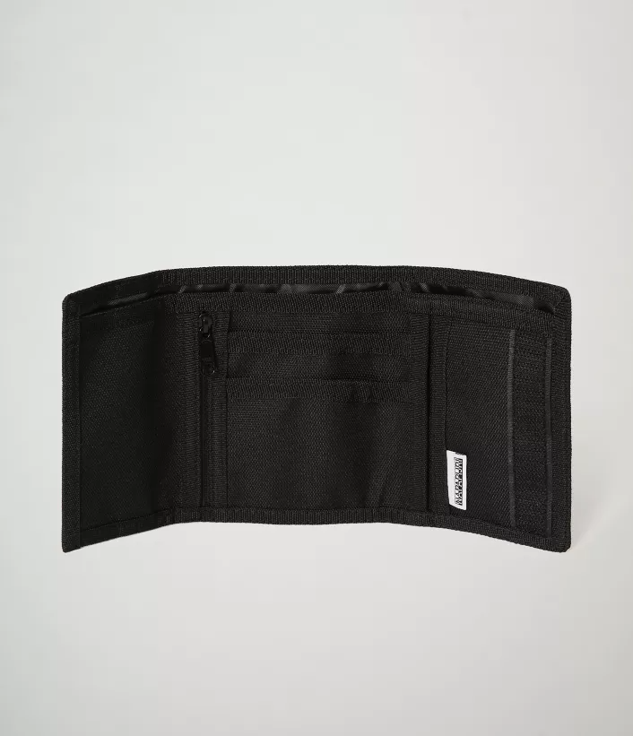 Napapijri Wallet Happy Black