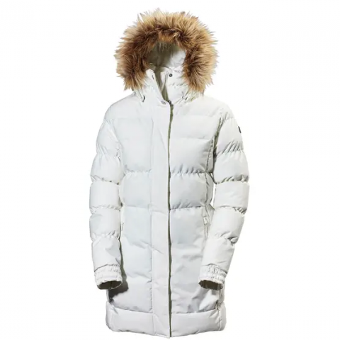 Helly Hansen Blume Puffy Parka - white