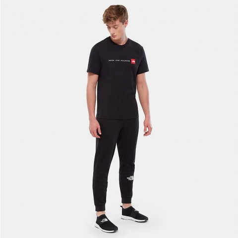 The North Face Men's NSE T-Shirt Black