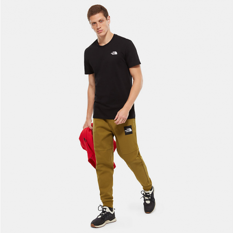 The North Face Men's Simple Dome T-Shirt Black