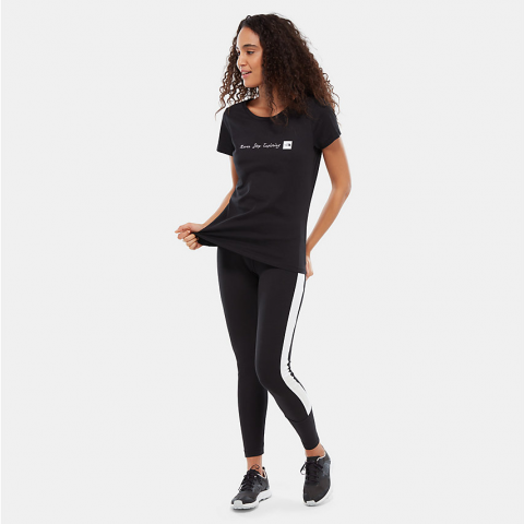 The North Face Women's NSE T-Shirt Black